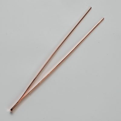 Copper Plated Tweezers 30cm