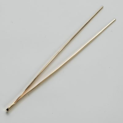 Gold Plated Tweezers 30cm