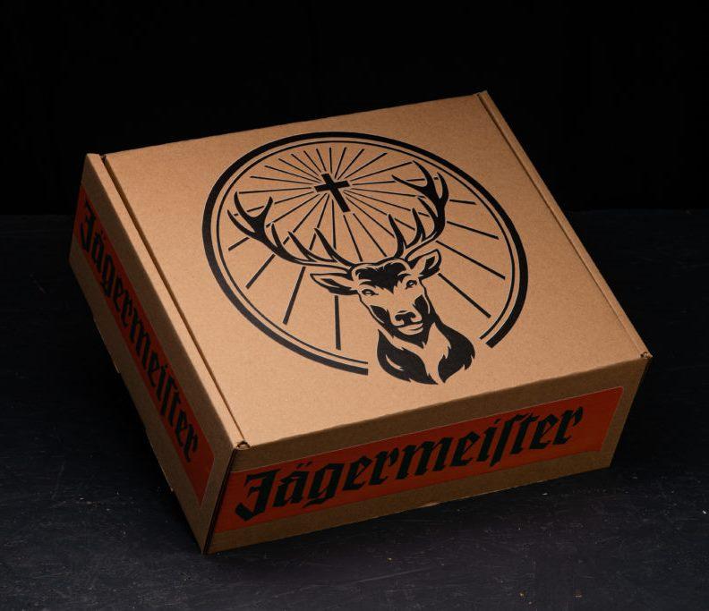 Jägermeister Mule Cocktail Box closed