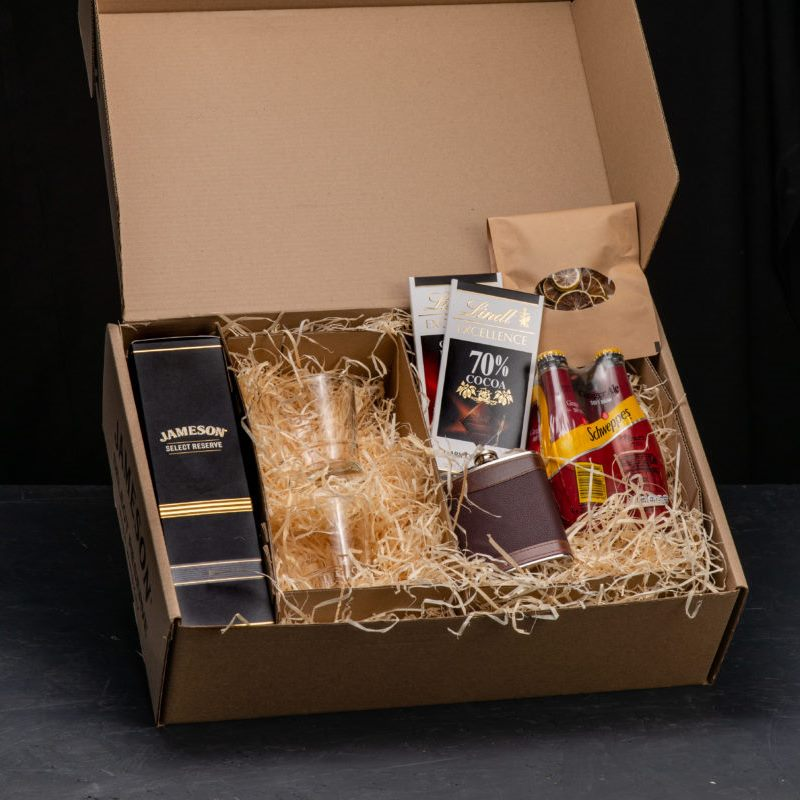 Jameson Select Reserve Luxury Gift Box