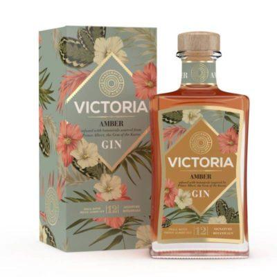 Victoria Gin Amber