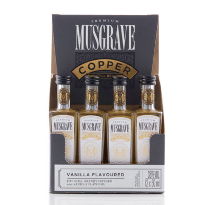 Musgrave Copper-Vanilla-Mini-Box